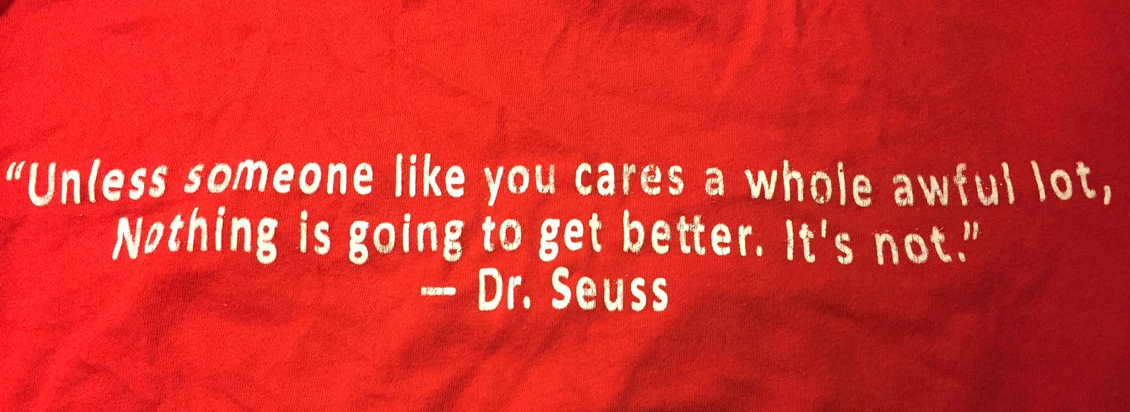 Love Quote Dr Seuss Drseuss Wisdom « Clemson Fimrc